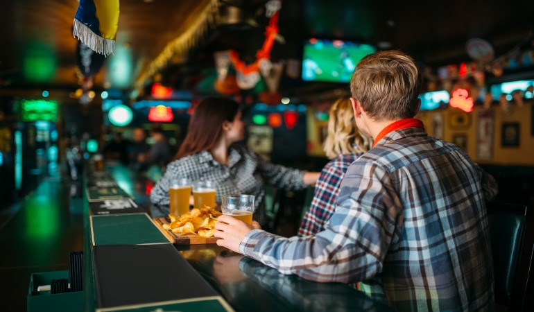 Find the Best Sports Bar (Florence Guide)   DoTravel