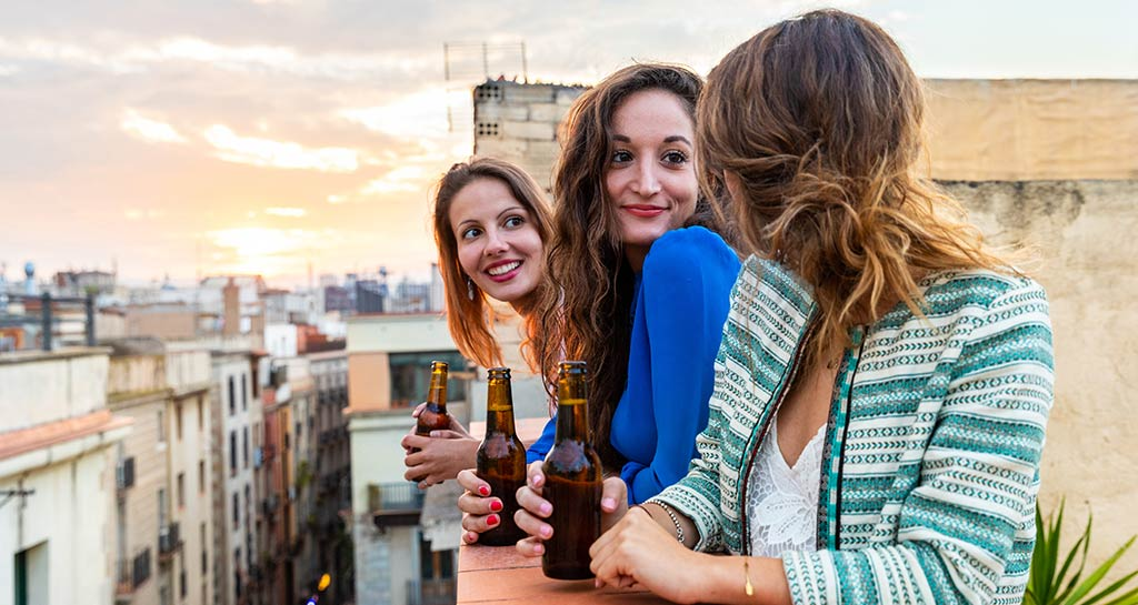 Banging Barcelona Rooftop Bars Best 21 In Town Dotravel