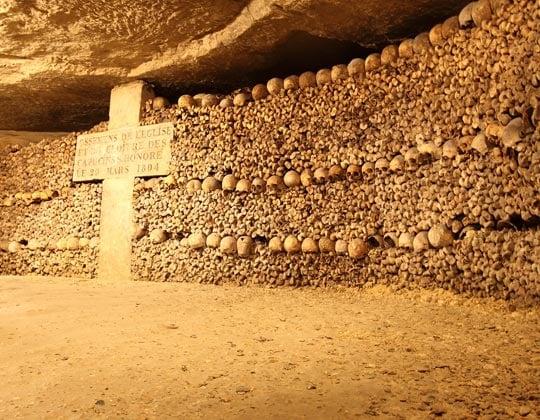 Book Catacombs Paris Tickets Secret Entrance Dotravel