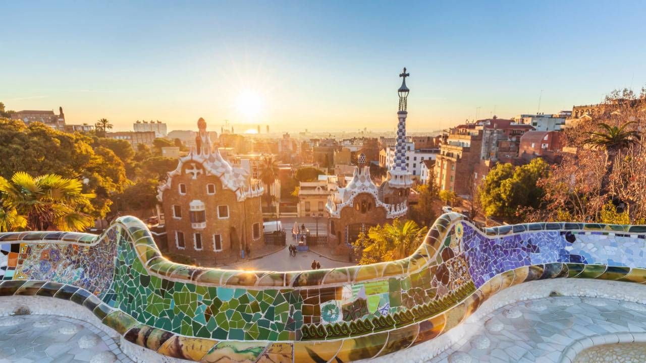 Best Park Guell Tour Skip The Line Guided Tour Dotravel