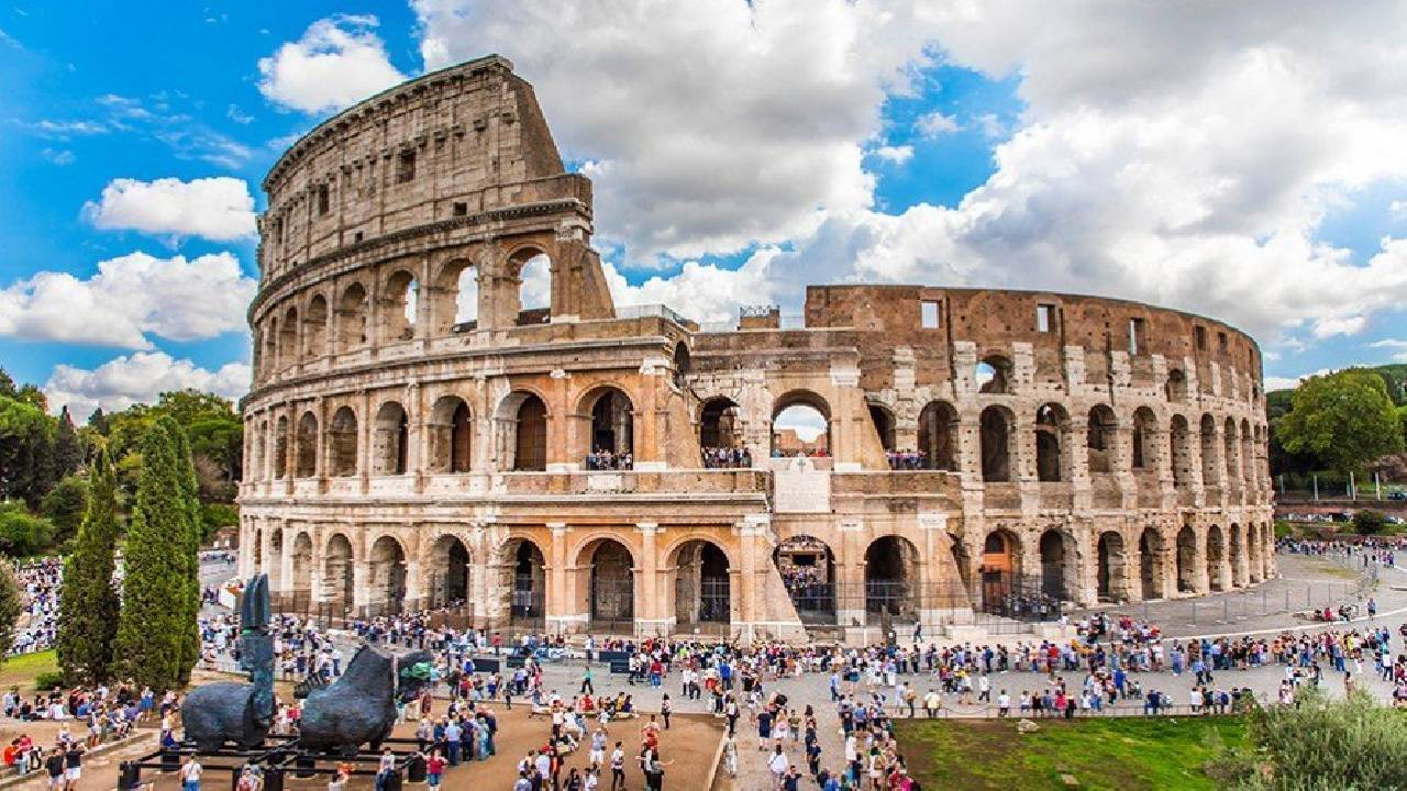 Colosseum Third Ring Tour Tickets