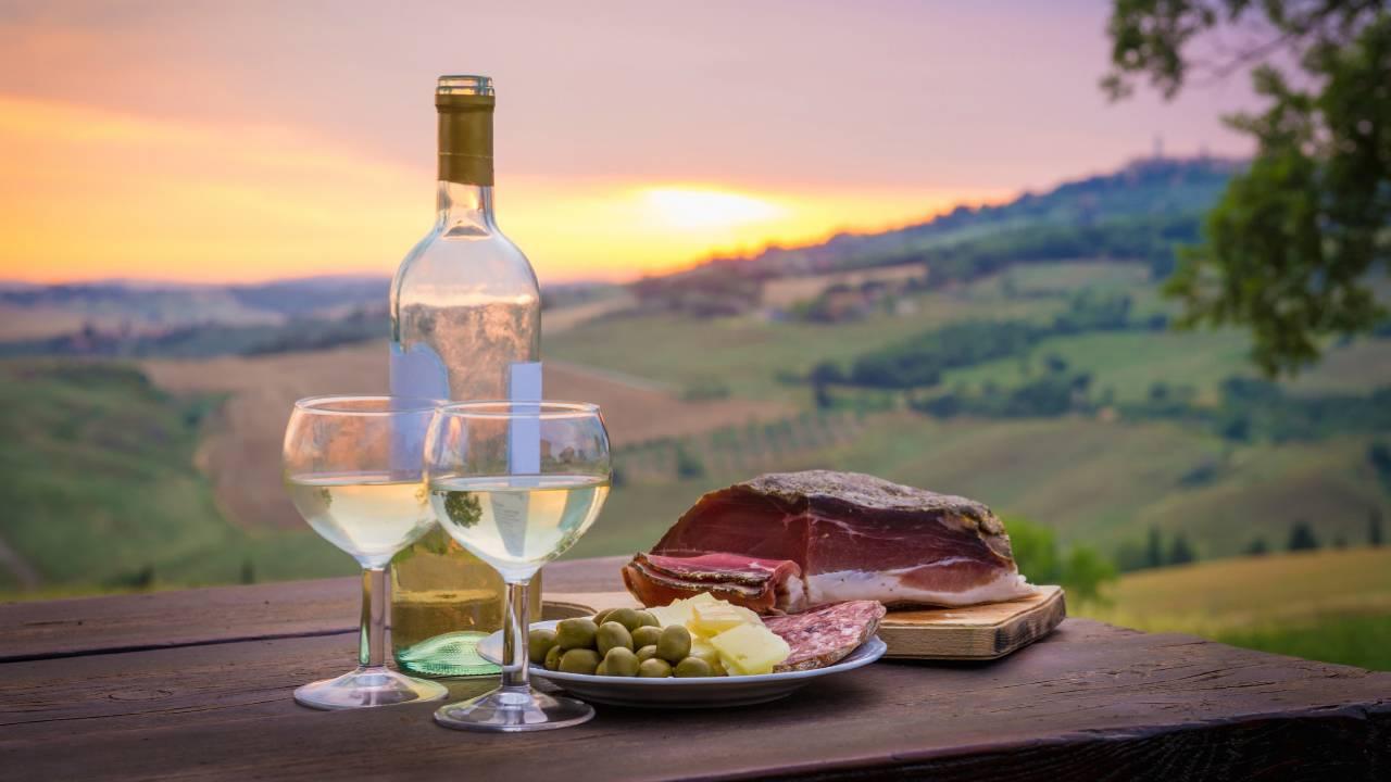 Oltrepò Valley Wine Tasting