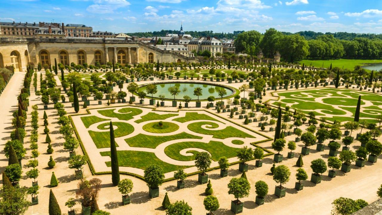 Gardens Of Versailles Images 11