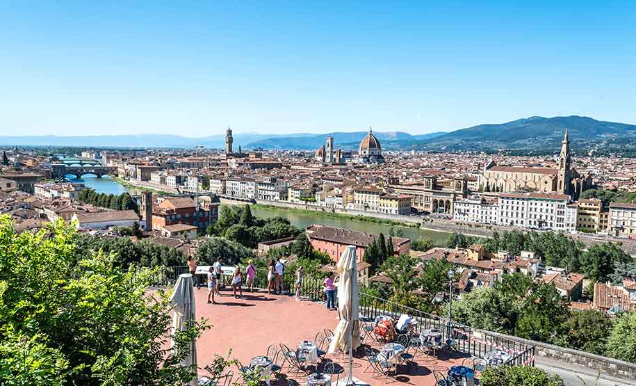 how-to-get-to-piazzale-michelangelo-history
