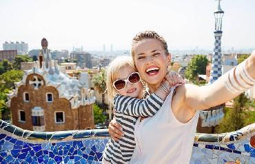 visit Barcelona Park Guell Tickets in Advance booking
