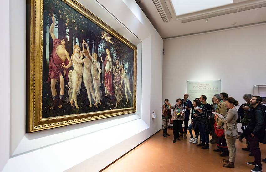 Uffizi Gallery Tickets for Historic Centre of Florence