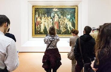 Florence art Gallery and Uffizi Tour to admire the works by famous Gothic painters
