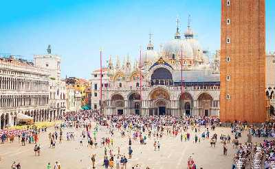 St Mark's Basilica Tour and special entry to the terrace