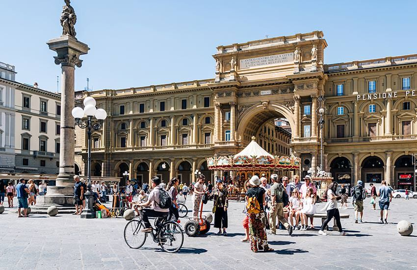 Florence Day Trips to discover charming city of Florence