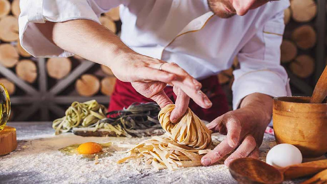 florence food tour to make perfect pasta