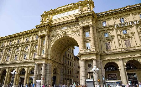 Best of Florence Walking Tour and florence museum