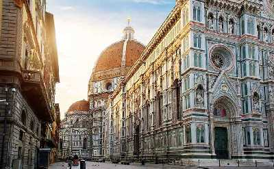 florence guided tours to duomo