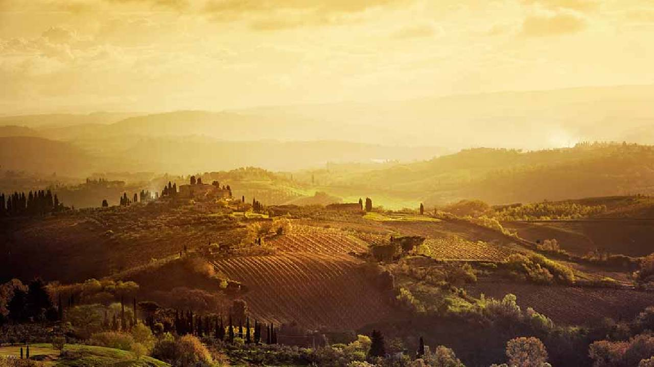 best italian chianti to see the amazing view of the city
