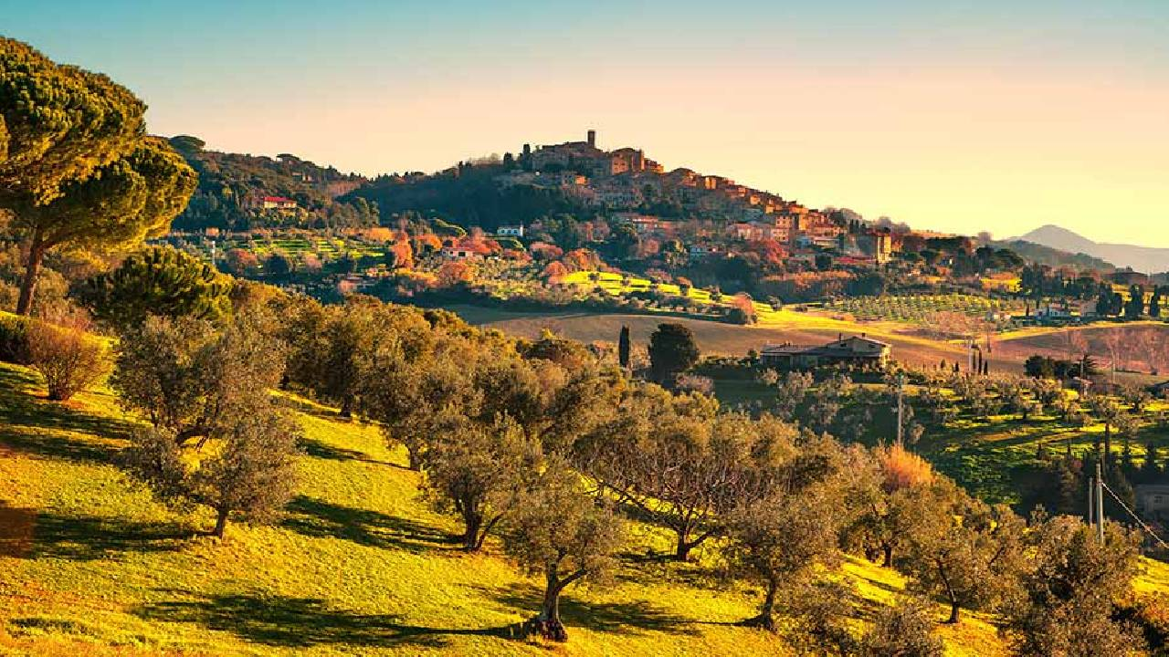 tuscany bike tours in chianti