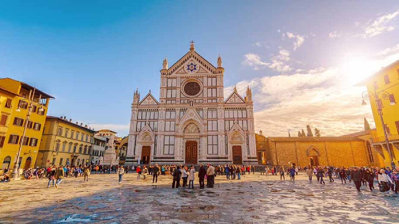 trips to florence to uffizi gallery