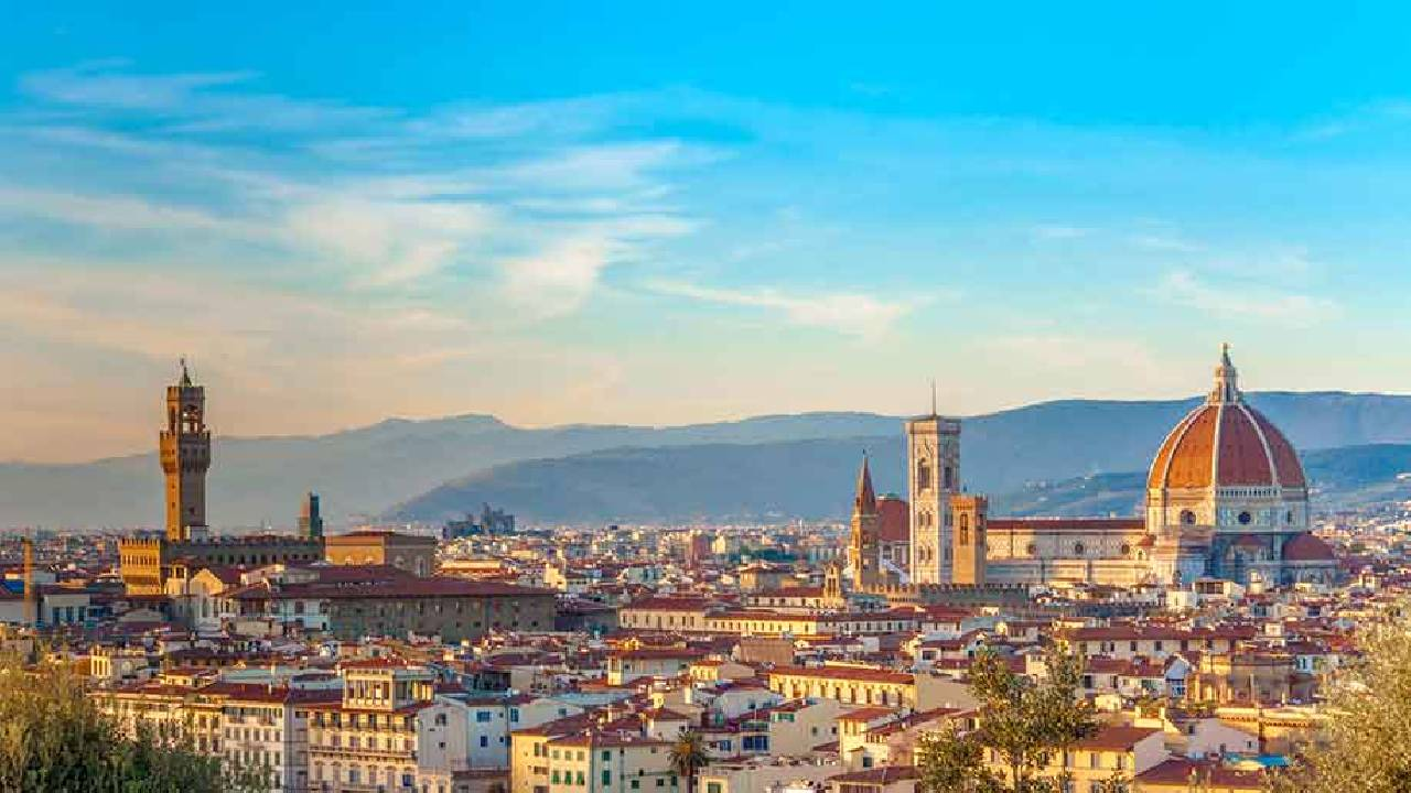 tours of tuscany and florence walking